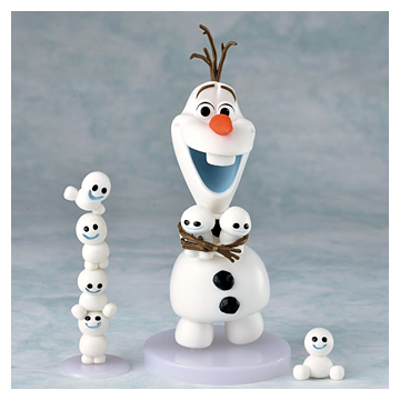 La reine des neiges olaf no l tuto et id es cr as - Olafe la reine des neiges ...