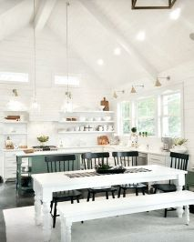 40 Small Modern Farmhouse Plans To Build Your Dream House #smallmodernfarmhouseplans