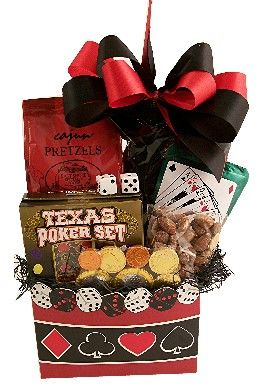 Casino gift baske 2 to 12 times tables games