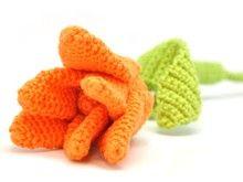 Tulpe Häkelanleitung Blumen Häkeln Anleitung Crochet Crochet