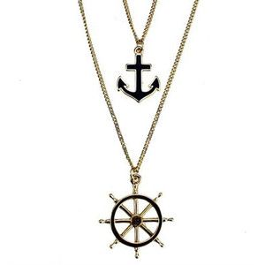 Pin by destiny dawn on be jeweled pinterest jewel and pendants anchor and rudder pendants necklace aloadofball Images