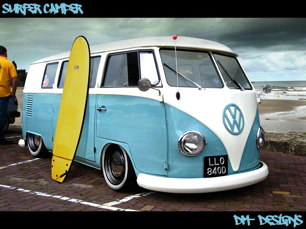 Vw bus camper volkswagen camper by danhateskevs on deviantart