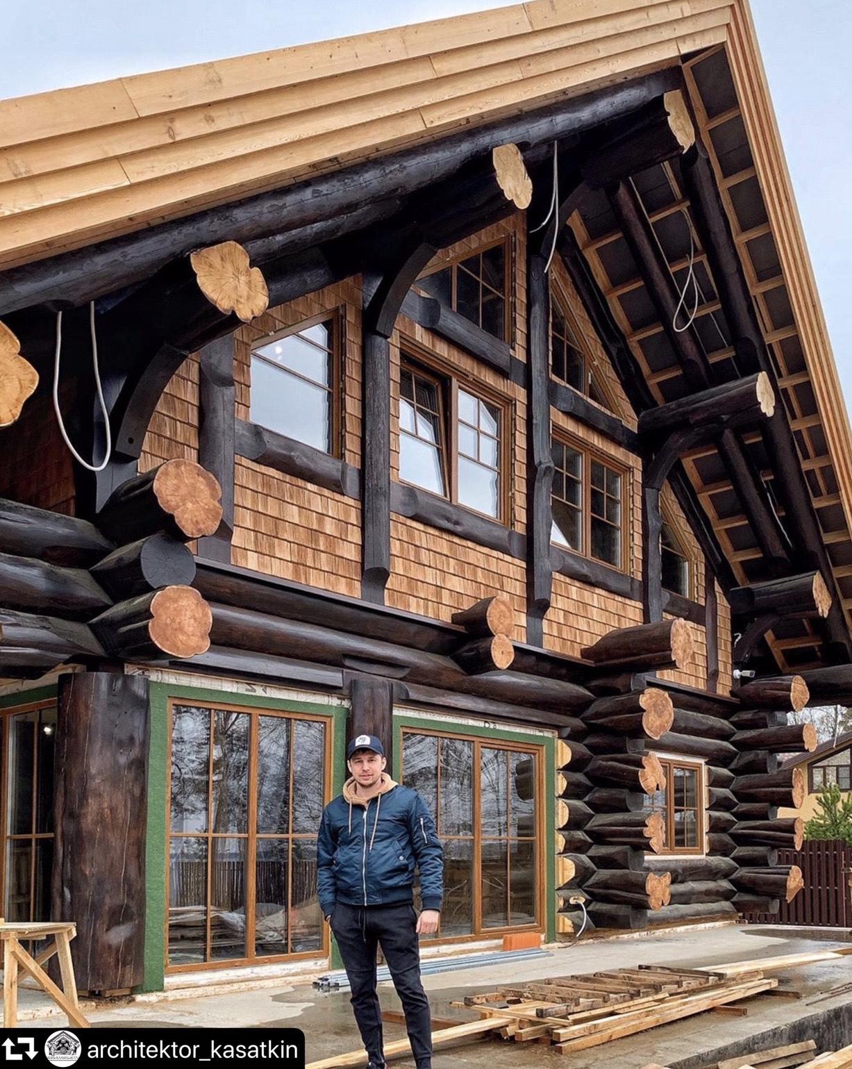 Derevyannyj Dom Iz Brevna Derevyannyj Dom Iz Brevna Brevna Derevyannyj Dom Iz Timber Frame Construction Timber House Rustic House