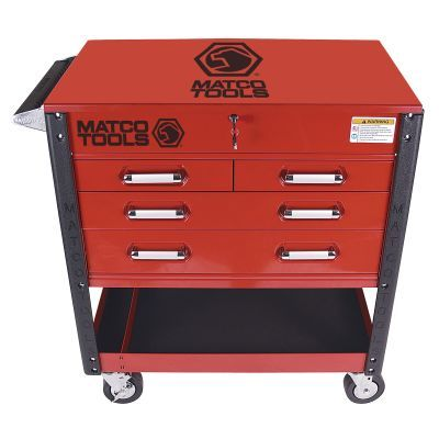 Automotive Service Carts | Tool Carts | Matco Tools | Garage and ...