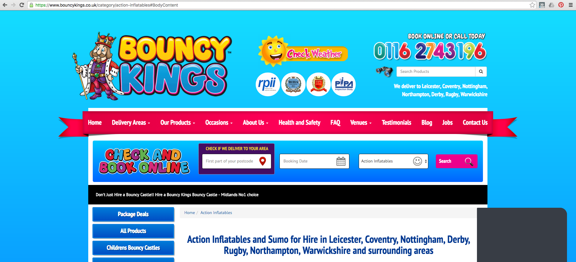 Pin By Bouncy Kings Castle Hire On New Inflatable Games For Hire