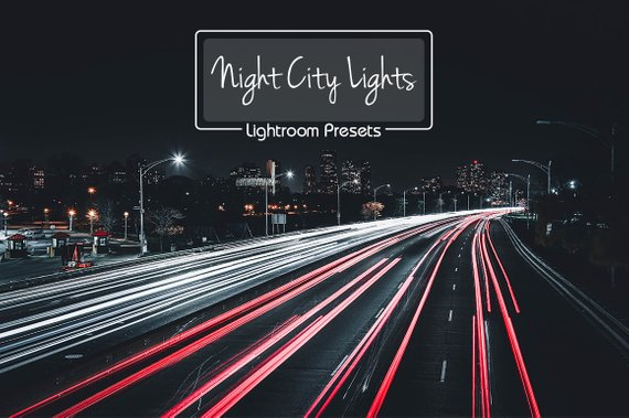10 Lightroom Presets Night City Lights Modern Preset Moody Presets Landscape Color Warm Vsco Inspired Photo Editing Architecture City Lights At Night Night City Lightroom Presets