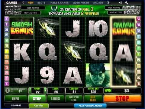 халк автоматы игры игровые