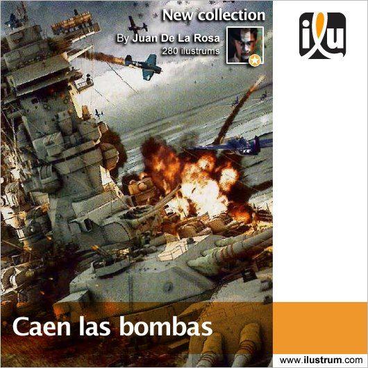 Caen las #bombas  Por Juan de la Rosa