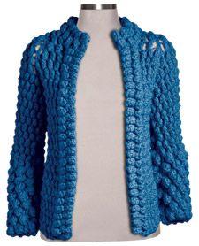 Aprenda a fazer um belo casaco de crochê com ar artesanal e rústico - Moda, Beleza, Estilo, Customizaçao e Receitas - Manequim - Editora Abril