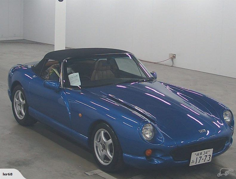 TVR Other Chimaera 1995 | Trade Me