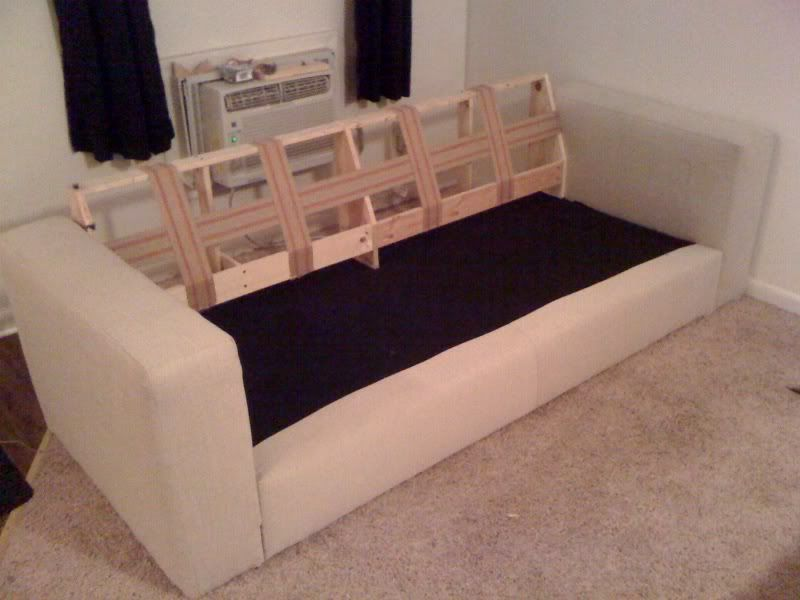 How To Build A Frame Cushion Etc Lumberjocks Com My
