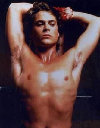 Rob lowe naked tumblr consider