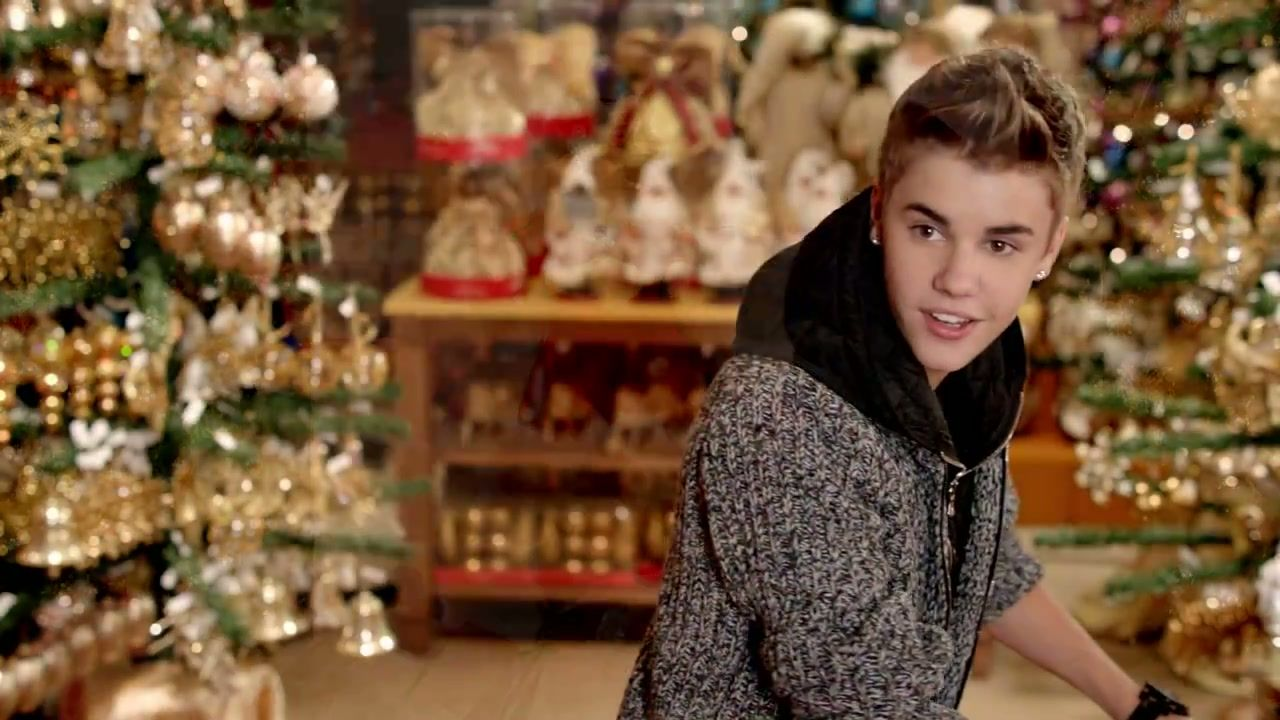 All I want for Christmas is You - Justin Bieber Feat Mariah Carey ...