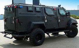 SWAT MRAP