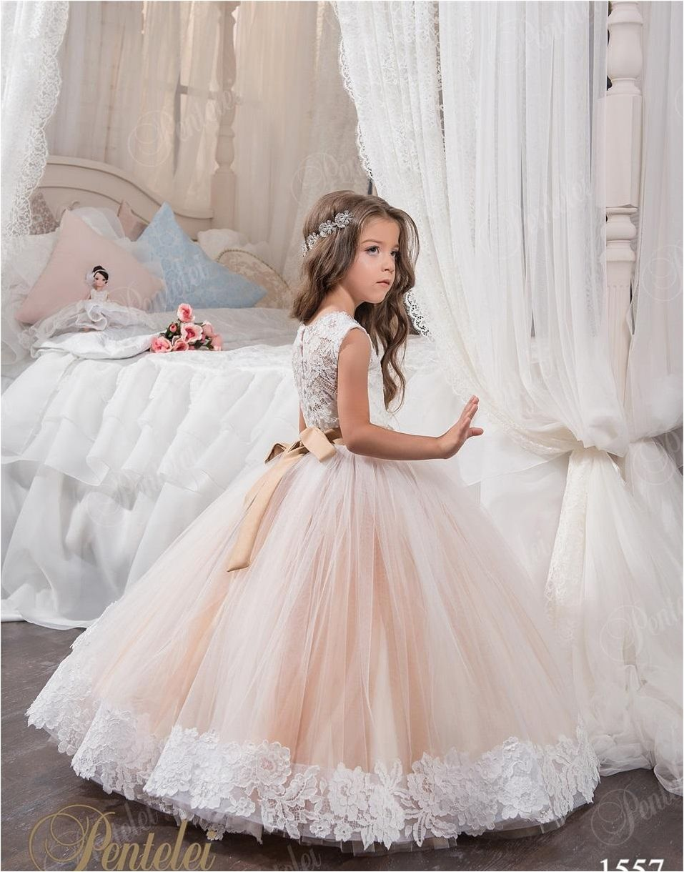 d849e7fb5f Cute Flower Girl Dresses Actually They Like https   bridalore.com 2017