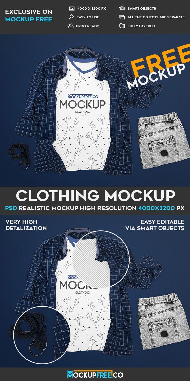 Clothing Free Psd Mockup Mockupfree Co Mockup Free Psd Clothes Mockup Free Mockup Psd