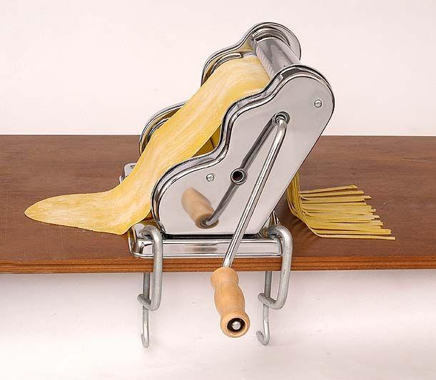 Maquina de pastas #pastalinda #pastamachine #autentica