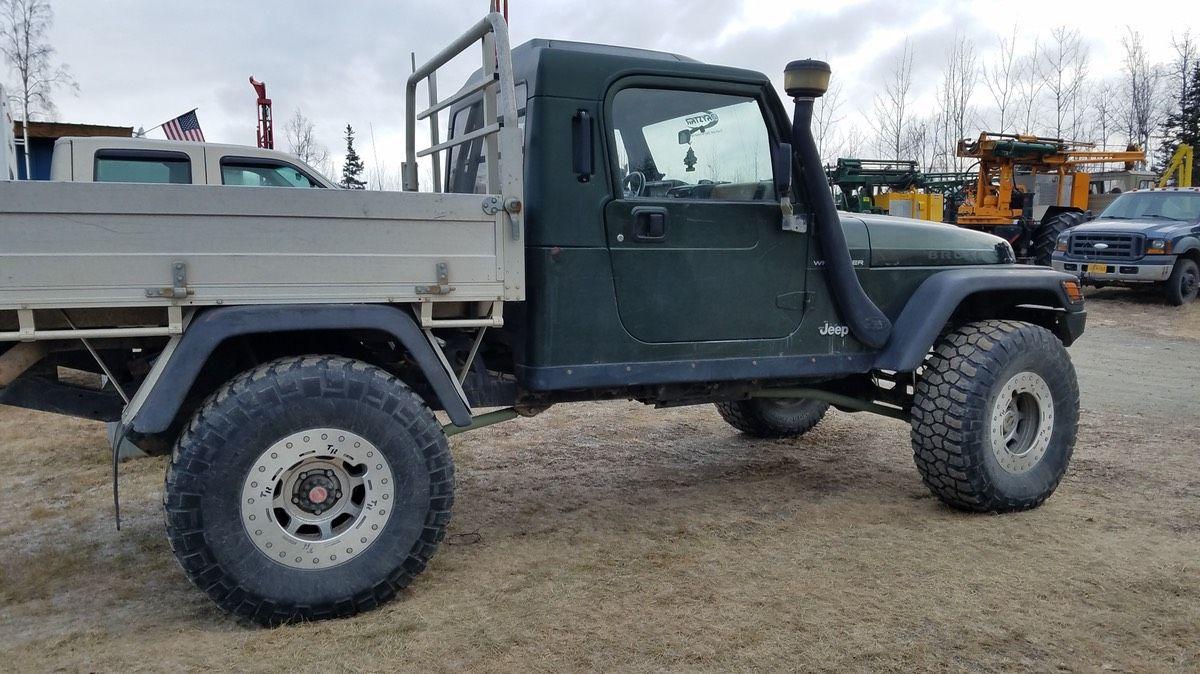 Florida 39 98 Aev Tj Brute W X2f Ute Bed Jeep Wrangler Forum Jeep Brute Jeep Wrangler Forum Ute