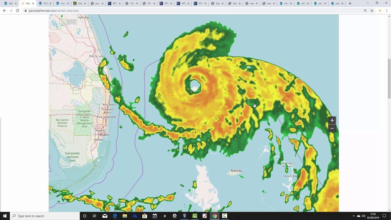 Hurricane Dorian Latest Cool Westerlies Continue 02 09 19 Hurricanes Activities Solar Activity Uk Weather