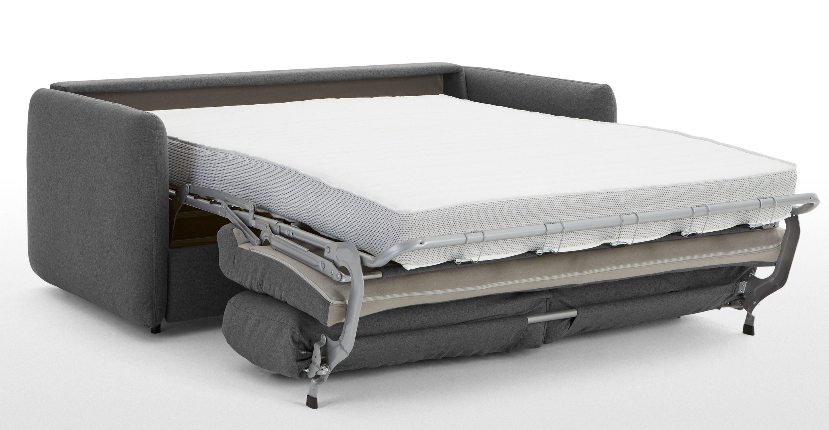 double sofa bed with sprung mattress UV5TA7VS
