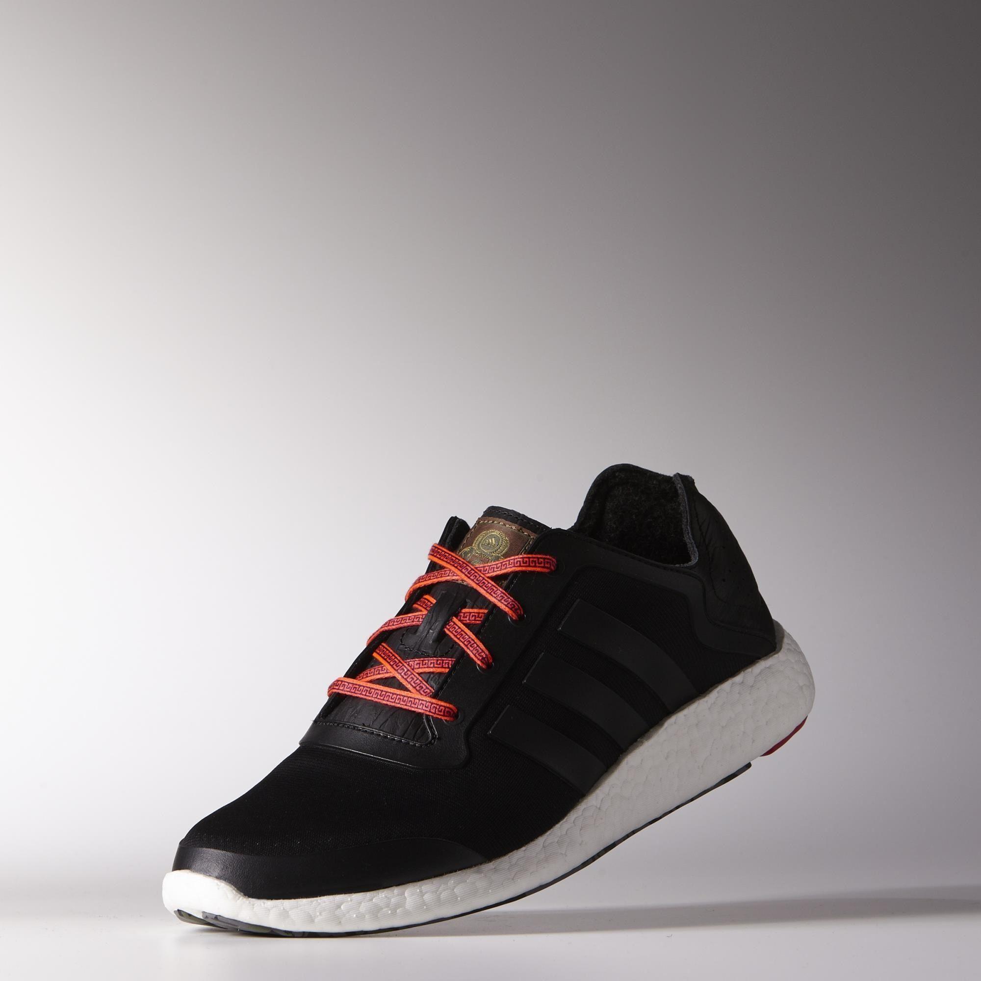54e04bd64f1 adidas - Pure Boost Shoes Core Black B32699