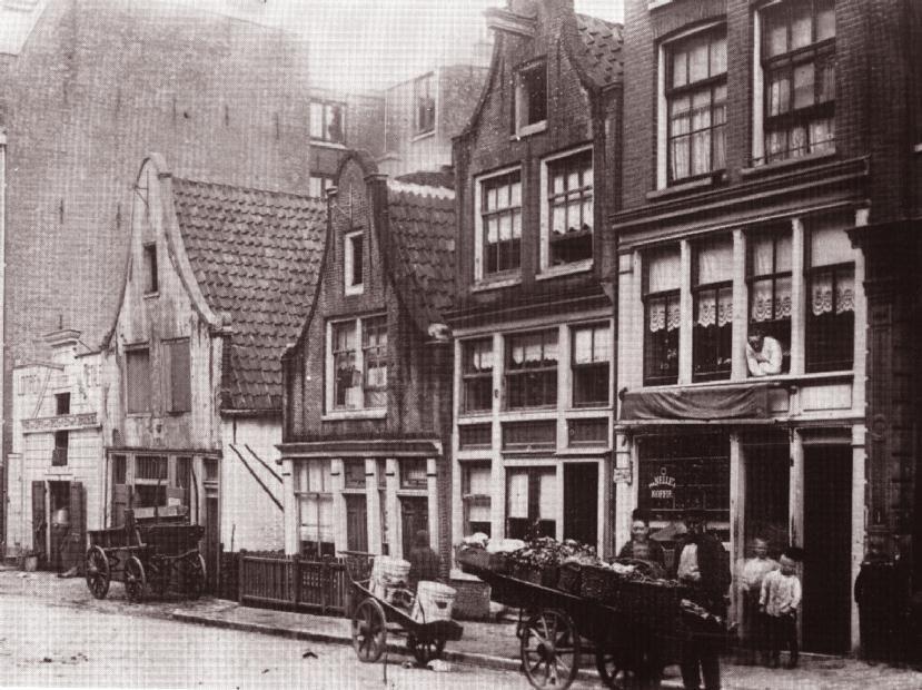 Willemstraat, de Jordaan