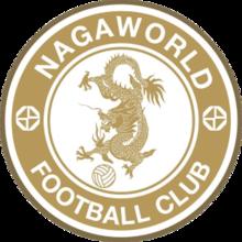 2001, Nagaworld FC (Phnom Penh, Cambodia) #NagaworldFC #PhnomPenh #Cambodia (L13361)