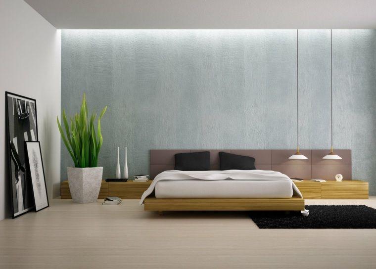chambre dco zen 50 ides pour une ambiance relax - Plante Verte Dans Une Chambre A Coucher