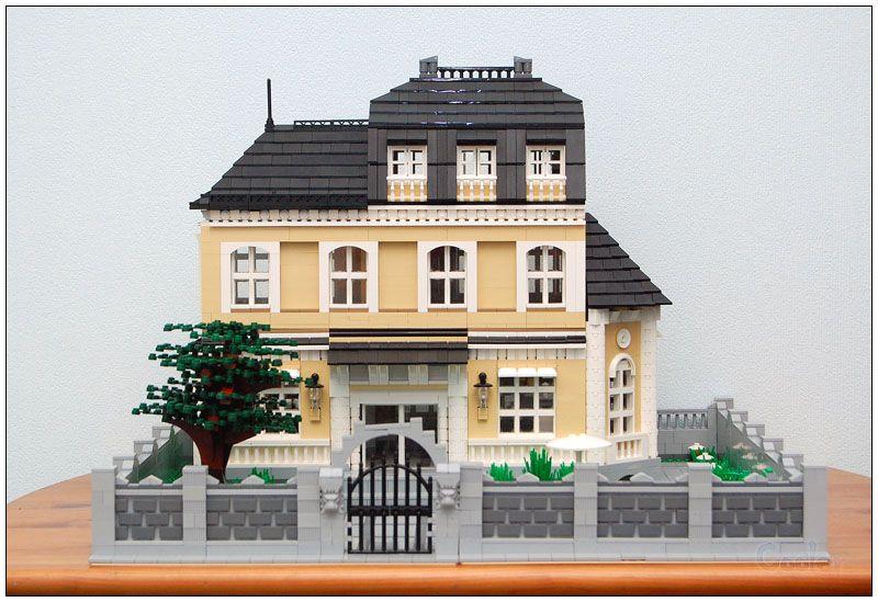 pin von aisha sims auf lego fun pinterest lego haus lego und lego ideen. Black Bedroom Furniture Sets. Home Design Ideas