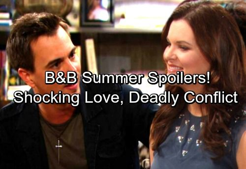 The Bold And The Beautiful Spoilers Hot Summer Preview Dangerous
