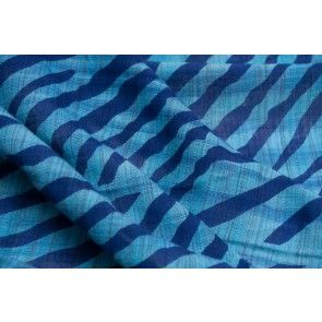 Printed Khadi Cotton - Organic and Fair Trade - True Colours Textiles
