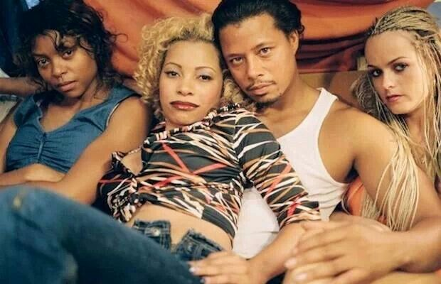 Hustle And Flow- -The Girl In Terence's Arms (Lexus) Would