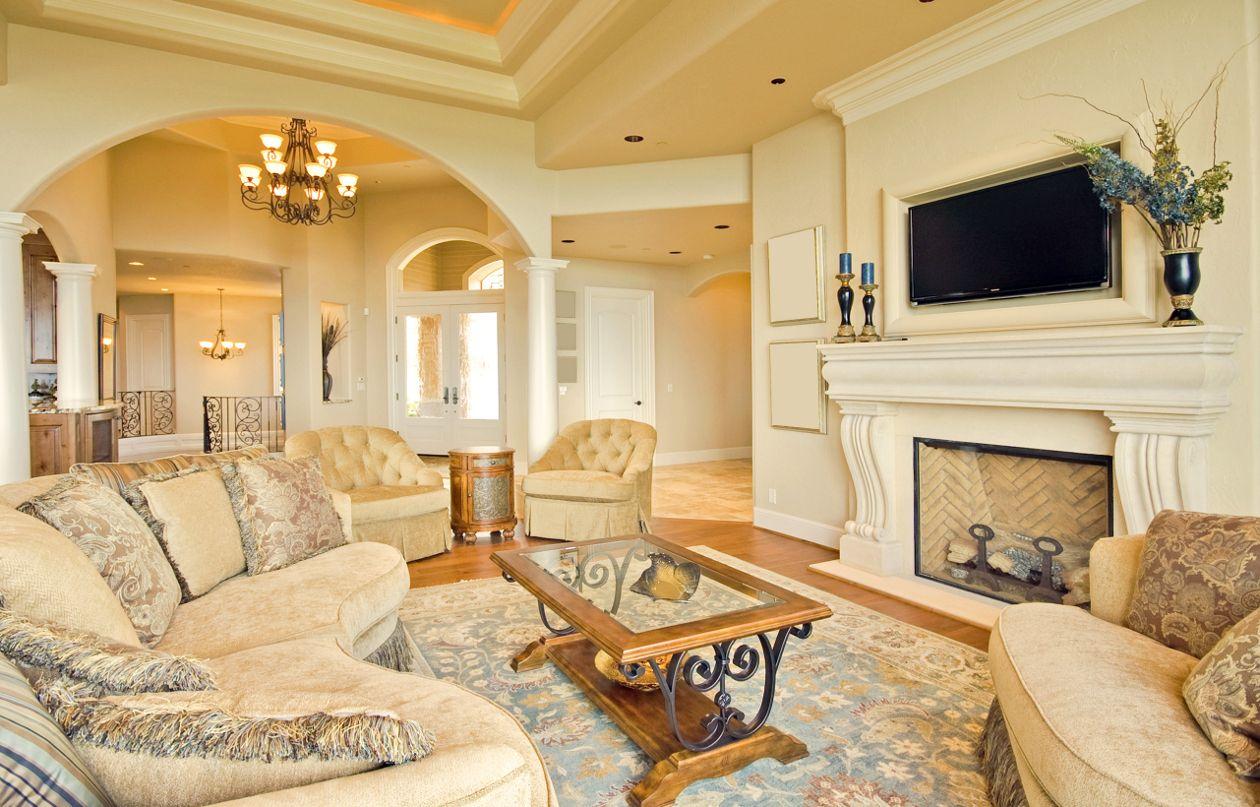 Tres estilos para decorar la sala   Decoración de interiores, Si ...