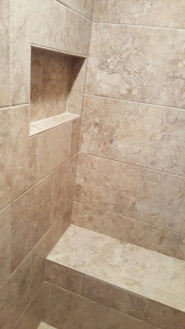 Shower Walls 13x13 Inch Tile With Images Shower Wall Tiles