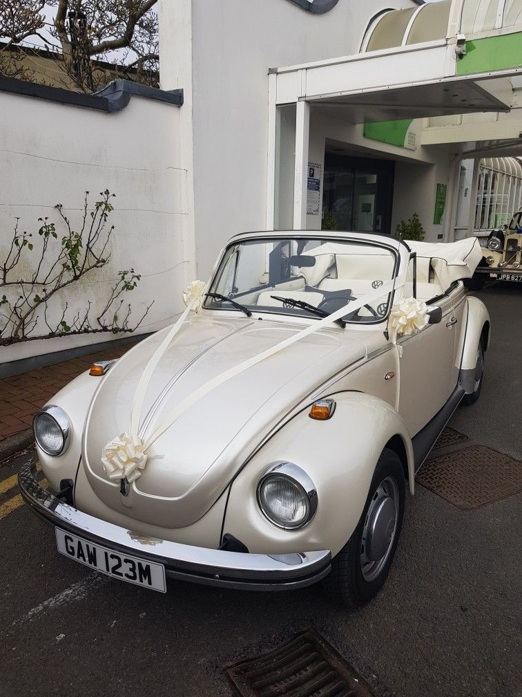 Supercars Gallery: Vw Beetle Wedding Car Hire West Midlands