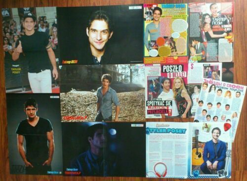Photo of Tyler Posey – Teen Wolf – magazine posters articles clippings lot collection  | eBay