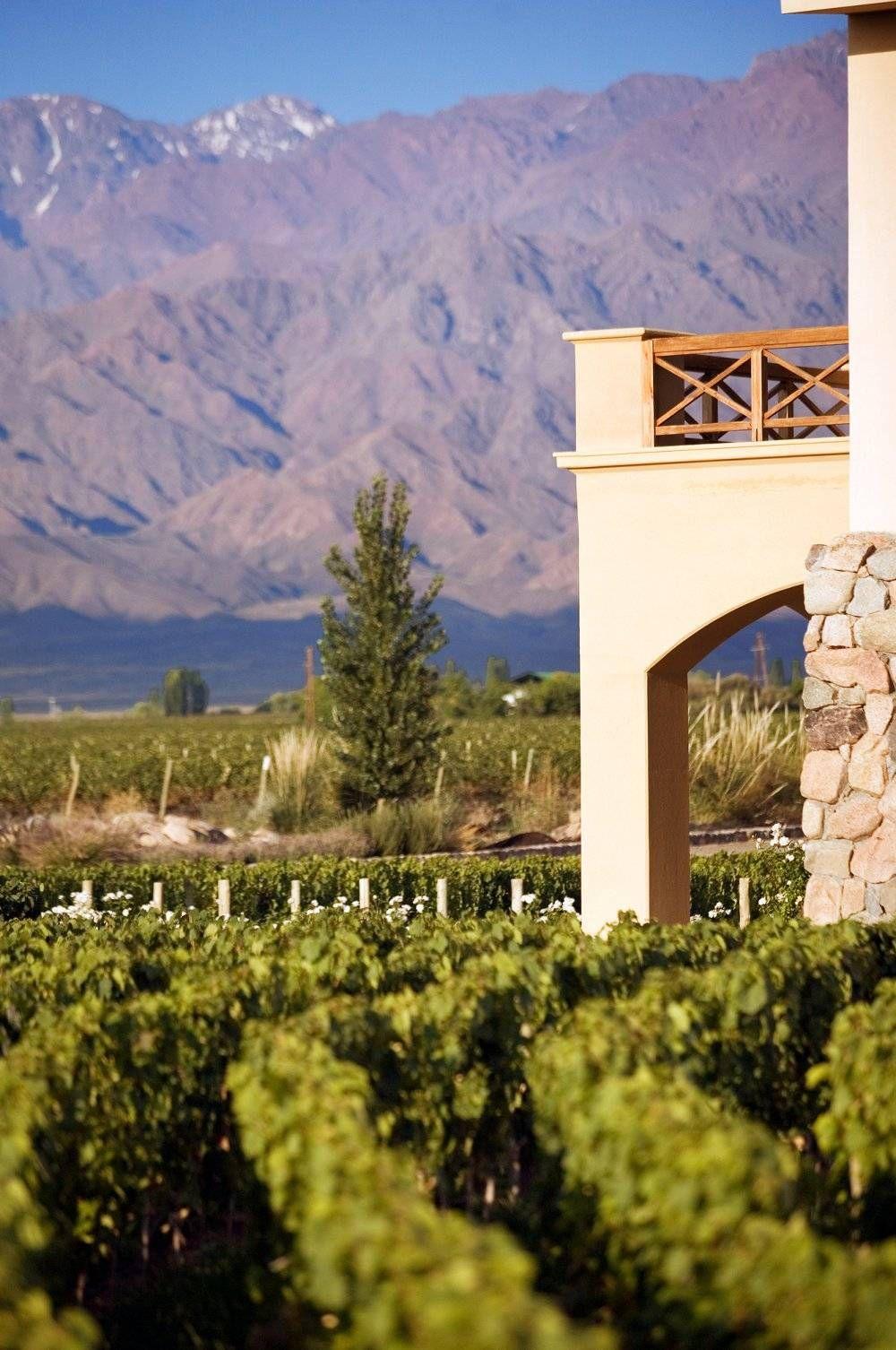Argentina Mendoza La Capital Del Vino Y Sus Bodegas A Capital Do Vinho E Suas Vinicolas Fotos De Mendoza Vacaciones En Argentina Argentina