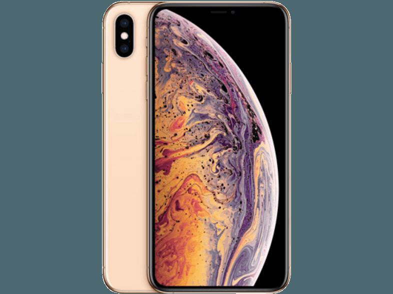 APPLE iPhone XS Max 256 GB Gold Dual SIM 00190198784988