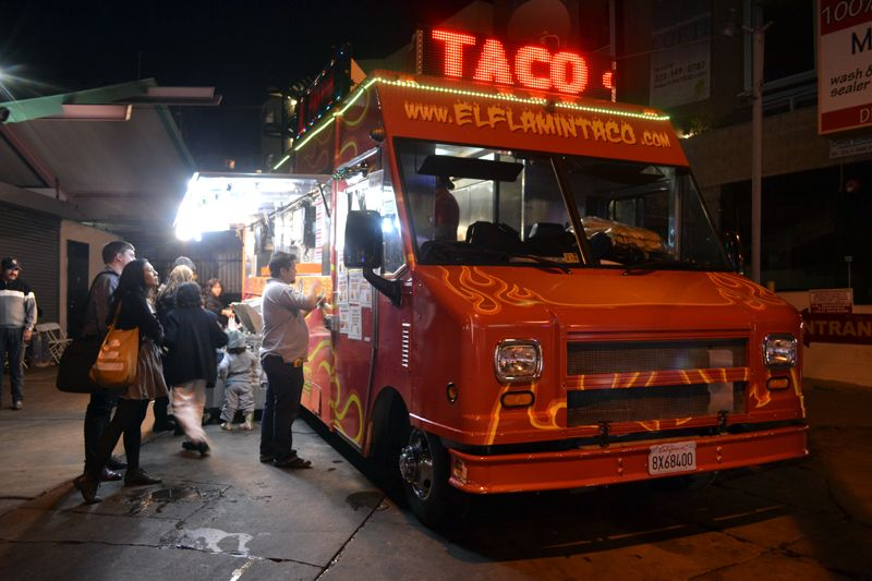 El Flamin Taco Truck INSPIRATION Vol.13 Double Up