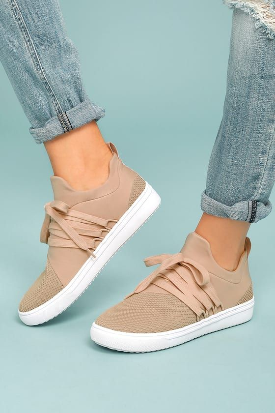 6d333c3106e Steve Madden Lancer Blush Sneakers in 2019 | My Style | Sneakers ...