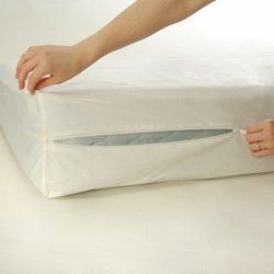 12 In Deep Twin Size Bed Bug Cover Mattress Encasement By