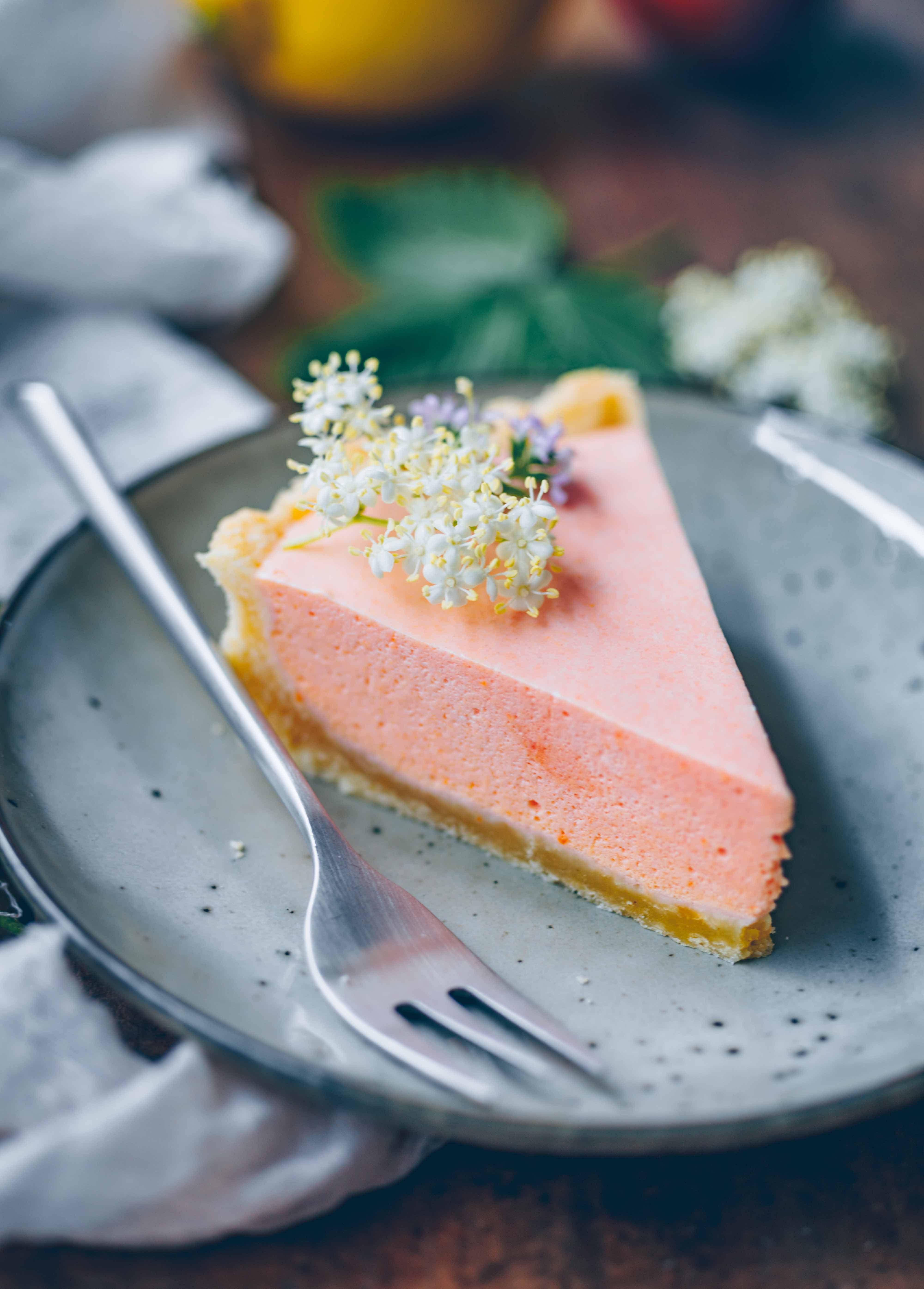 Aprikosentarte | fruchtig, vegan & einfach - Klara`s Life #summerdinnerseasy