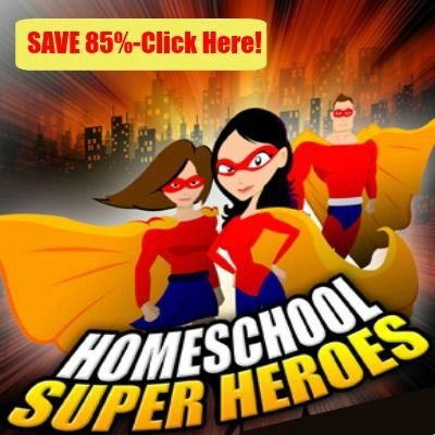 Save over 85% on all 5 years of Homeschool Super Hero interviews - That's 74…