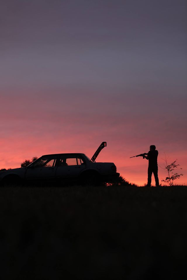 Macon Blair in Blue Ruin, directed by Jeremy Saulnier