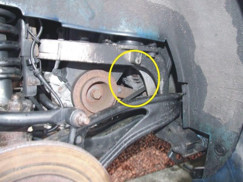 Mgb Starter Wiring Diagram Mgf Tf Alternator Belt Replacing A Badly Adjusted Or