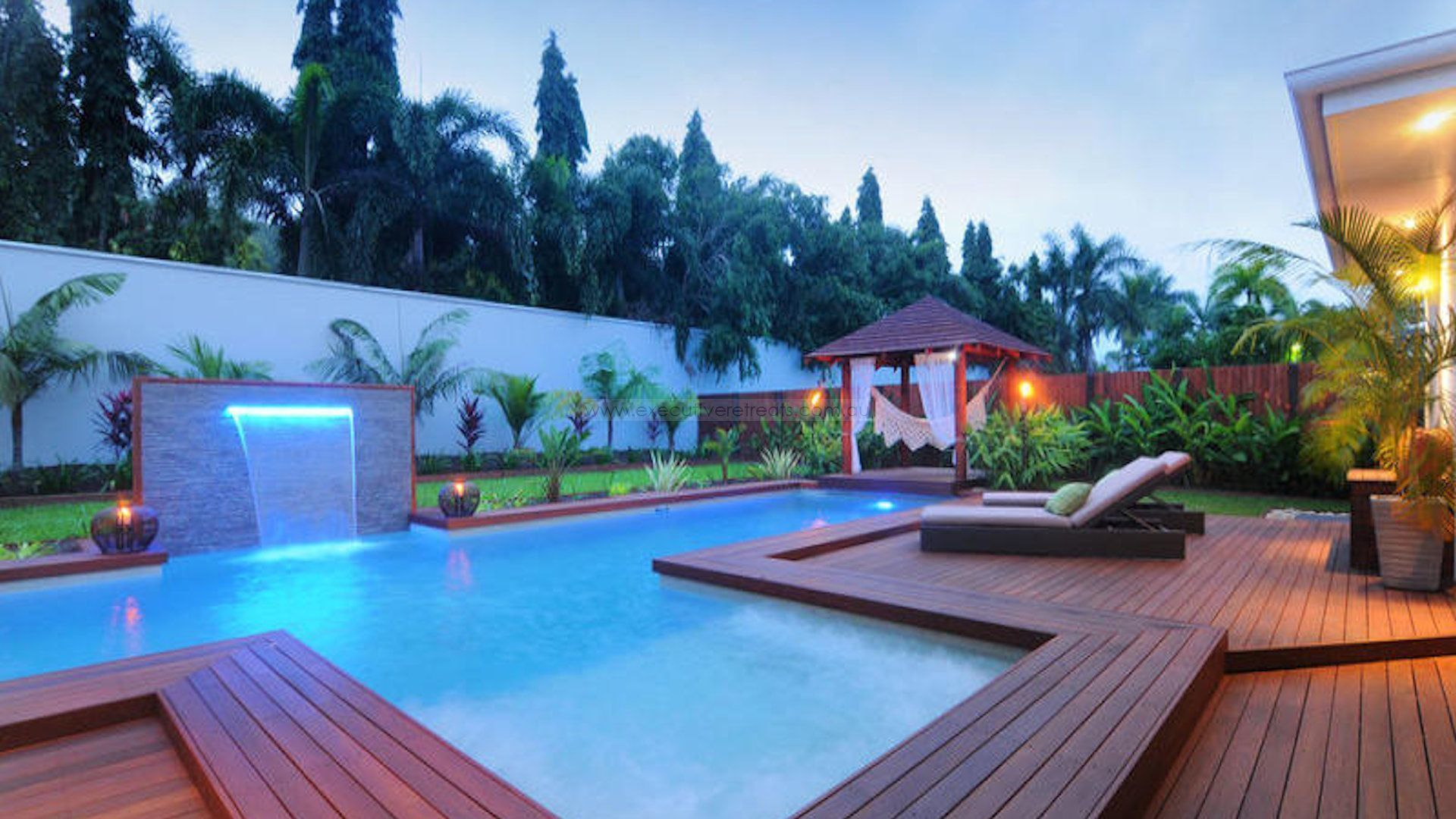 Executive Retreats Holiday Rentals Port Douglas Cairns Palm Cove Daintree Trinity Beach Clifton Mission
