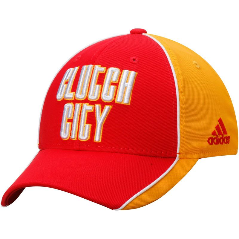 Houston Rockets adidas Pride Structured Adjustable Hat - Red ... e42ab6940c6