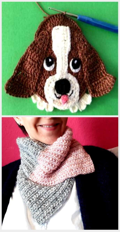 Basset Hound Dog Häkelanleitung   - Crochet appliqué - #appliqué #Basset #Cro...,  #appliqué #Basset #Cro #Crochet #DOG #Häkelanleitung #Hound