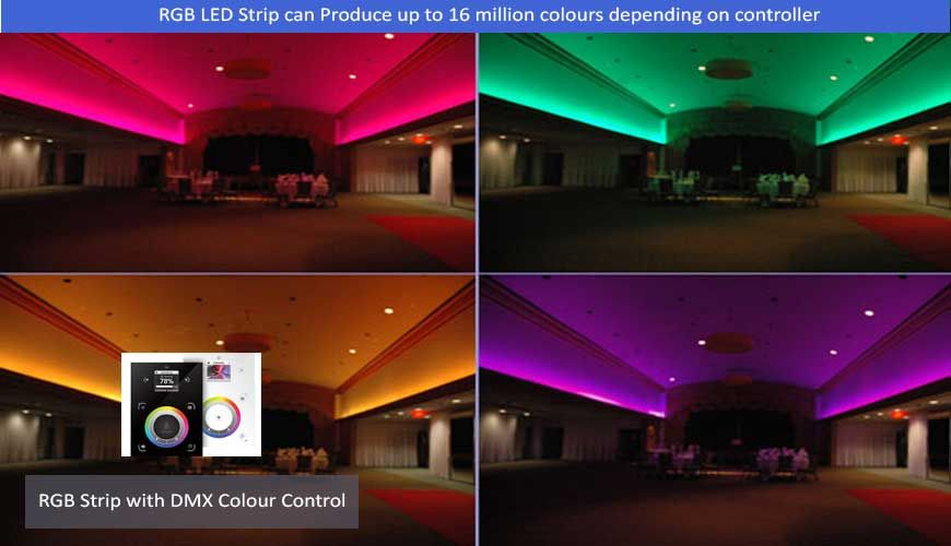 Led Strip Light Colour Changing Buy Now From The Experts Color