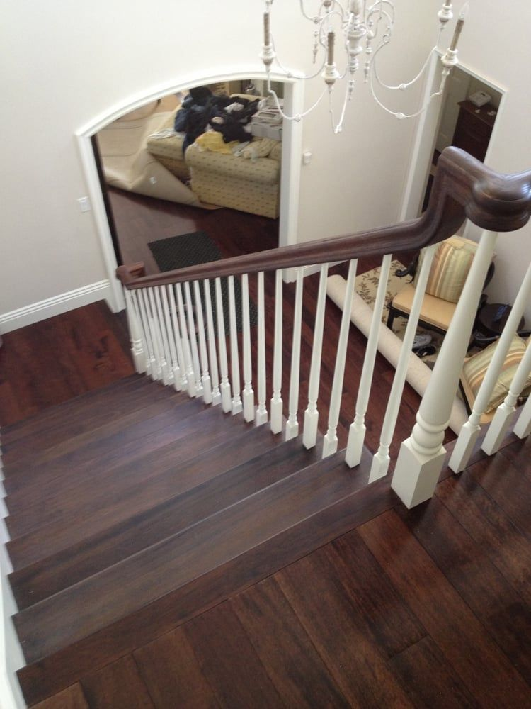 Pin by Sequoia flooring on Staircase (With images